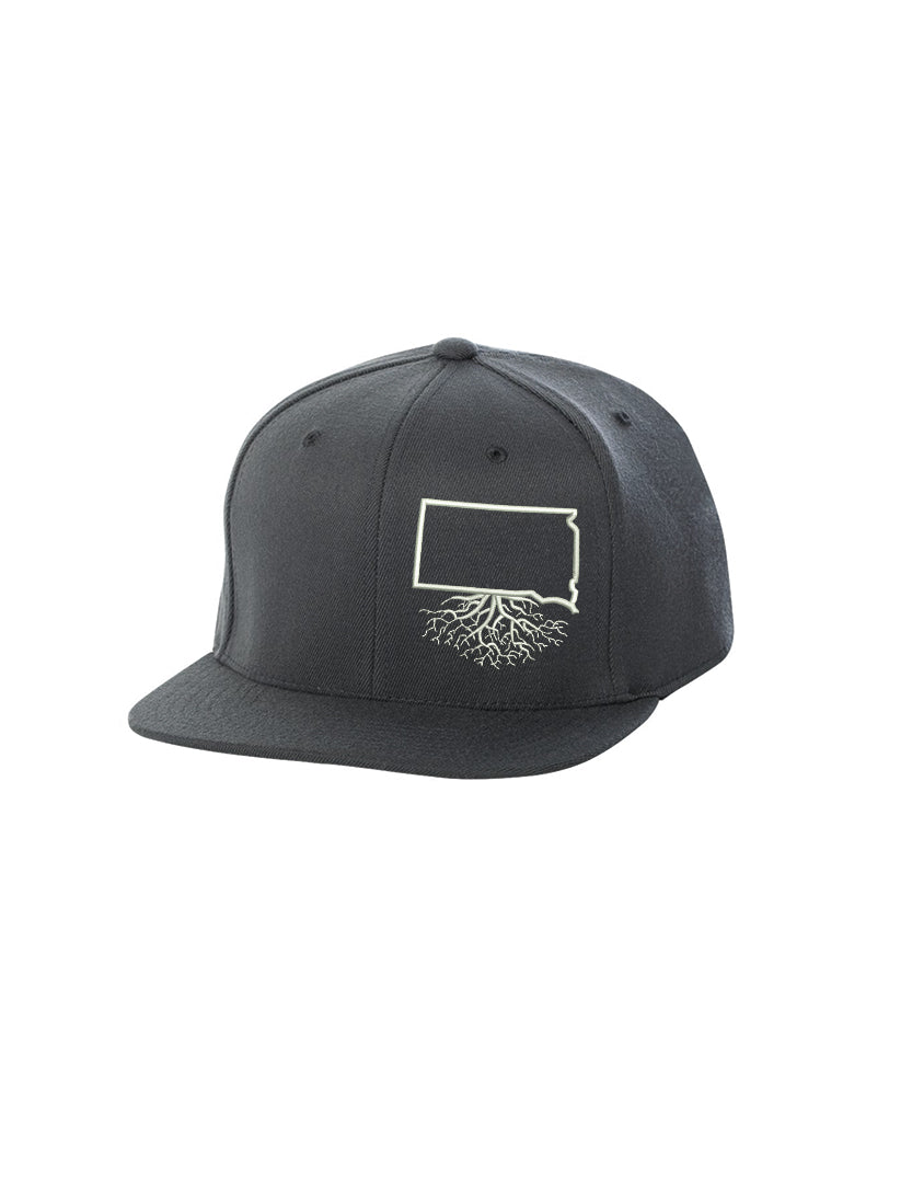 South Dakota FlexFit Snapback