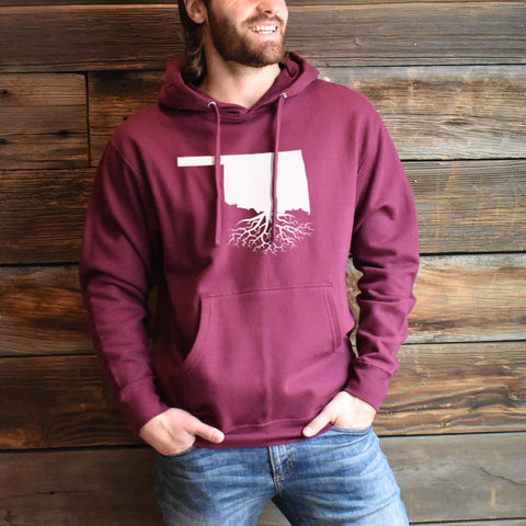 Oklahoma Roots Mid-Weight Hoodie