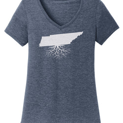 Tennessee Women's V-Neck Tee