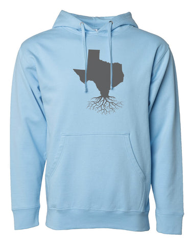 Texas Roots Mid-Weight Hoodie