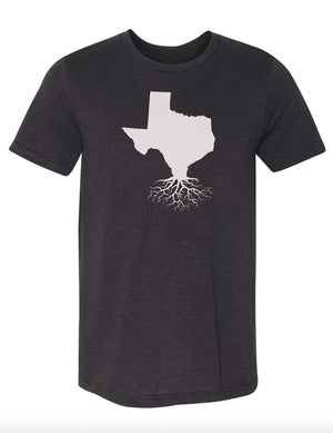 Texas Men's Tri-Blend Crew