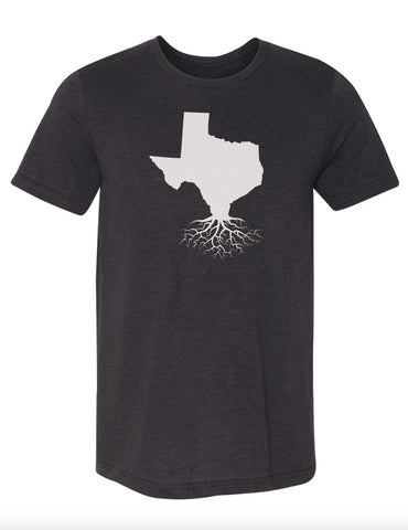 Texas Men's Crewneck Tee