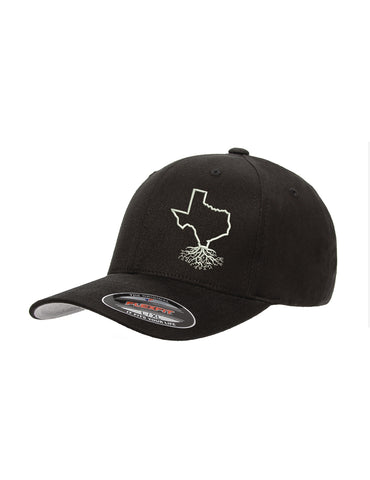 Texas Roots Structured Flexfit Hat
