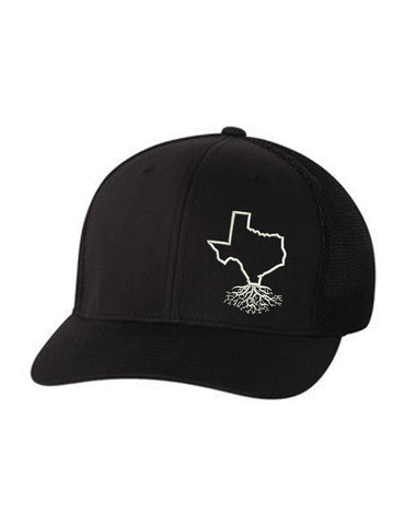 Texas Flexfit Mesh Trucker