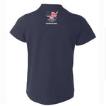 Youth USA Rugby Roots Crewneck Tee