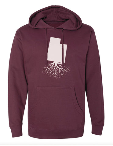 Utah Roots Mid-Weight Hoodie