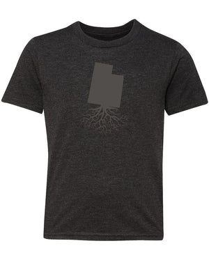 Utah Youth TriBlend Tee