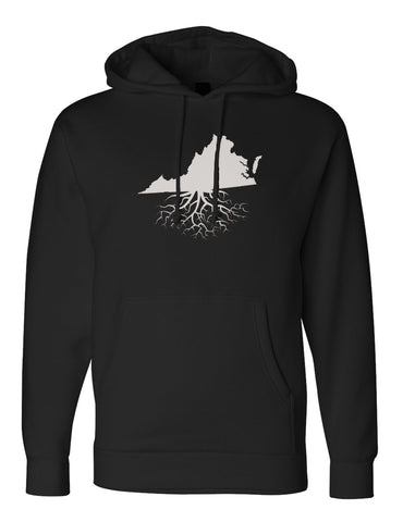 Virginia Heavy-Weight Pullover Hoodie
