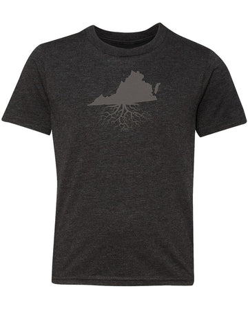 Virginia Youth TriBlend Tee