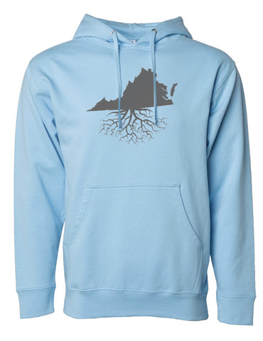 Virginia Mid-Weight Pullover Hoodie