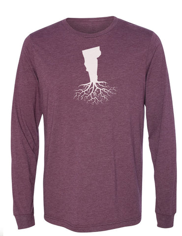 Vermont Long Sleeve Crewneck Tee