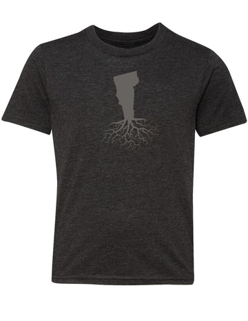 Vermont Youth TriBlend Tee