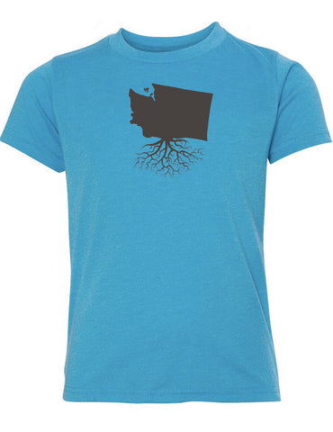 Washington Youth TriBlend Tee