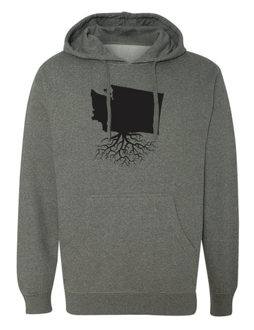Washington Mid-Weight Pullover Hoodie