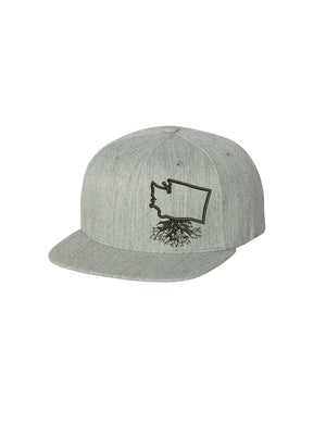 Washington Roots FlexFit Snapback