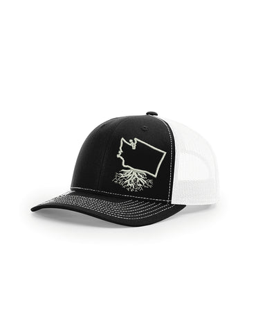 Washington Snapback Trucker Hats