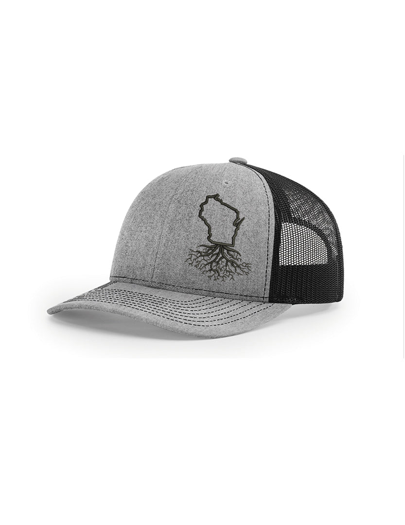 Wisconsin Snapback Trucker Hats