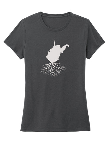 West Virginia Women's Crewneck Tee