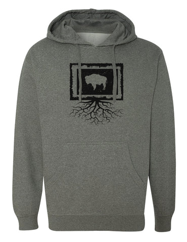 Wyoming Mid-Weight Pullover Hoodie