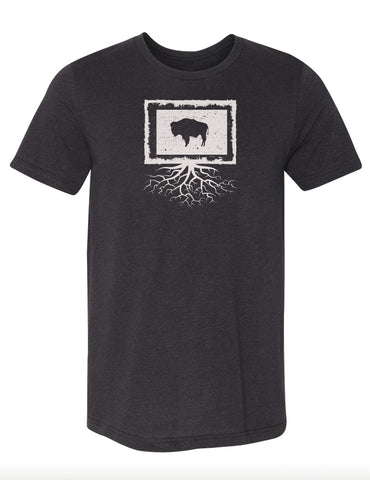 Wyoming Men's Crewneck Tee