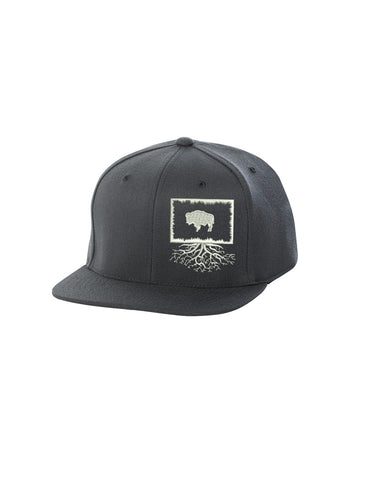 Wyoming FlexFit Snapback