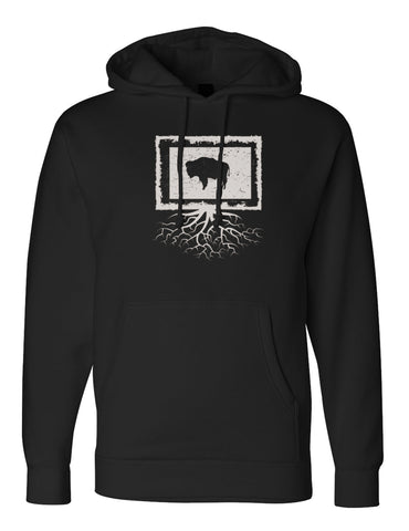 Wyoming Heavy-Weight Pullover Hoodie