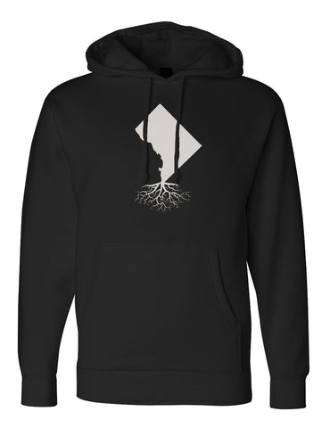 Washington DC Unisex Heavy-Weight Pullover Hoodie