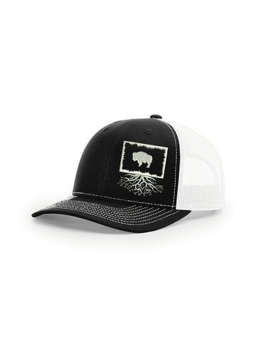 Wyoming Snapback Trucker