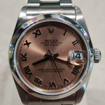 Mid-Size Ladies Rolex Datejust