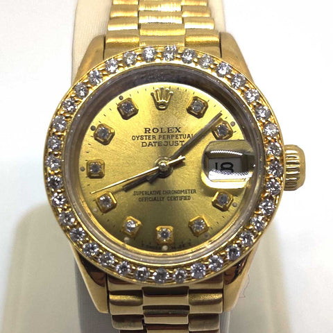 Ladies Presidential Rolex w/box