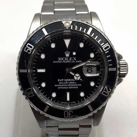 Rolex Black on Black Submariner