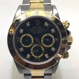 Two Tone Rolex Daytona