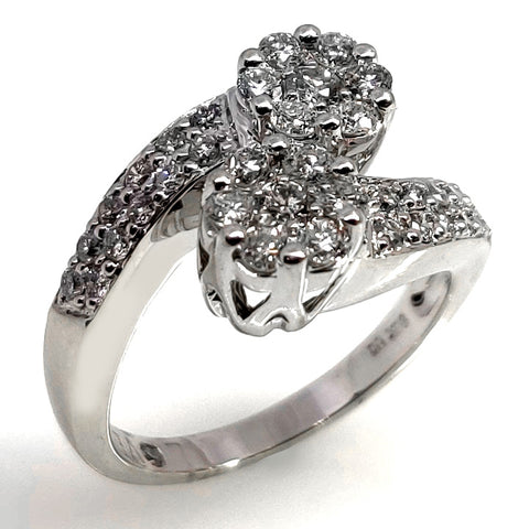 Diamond Cluster Bypass Ring