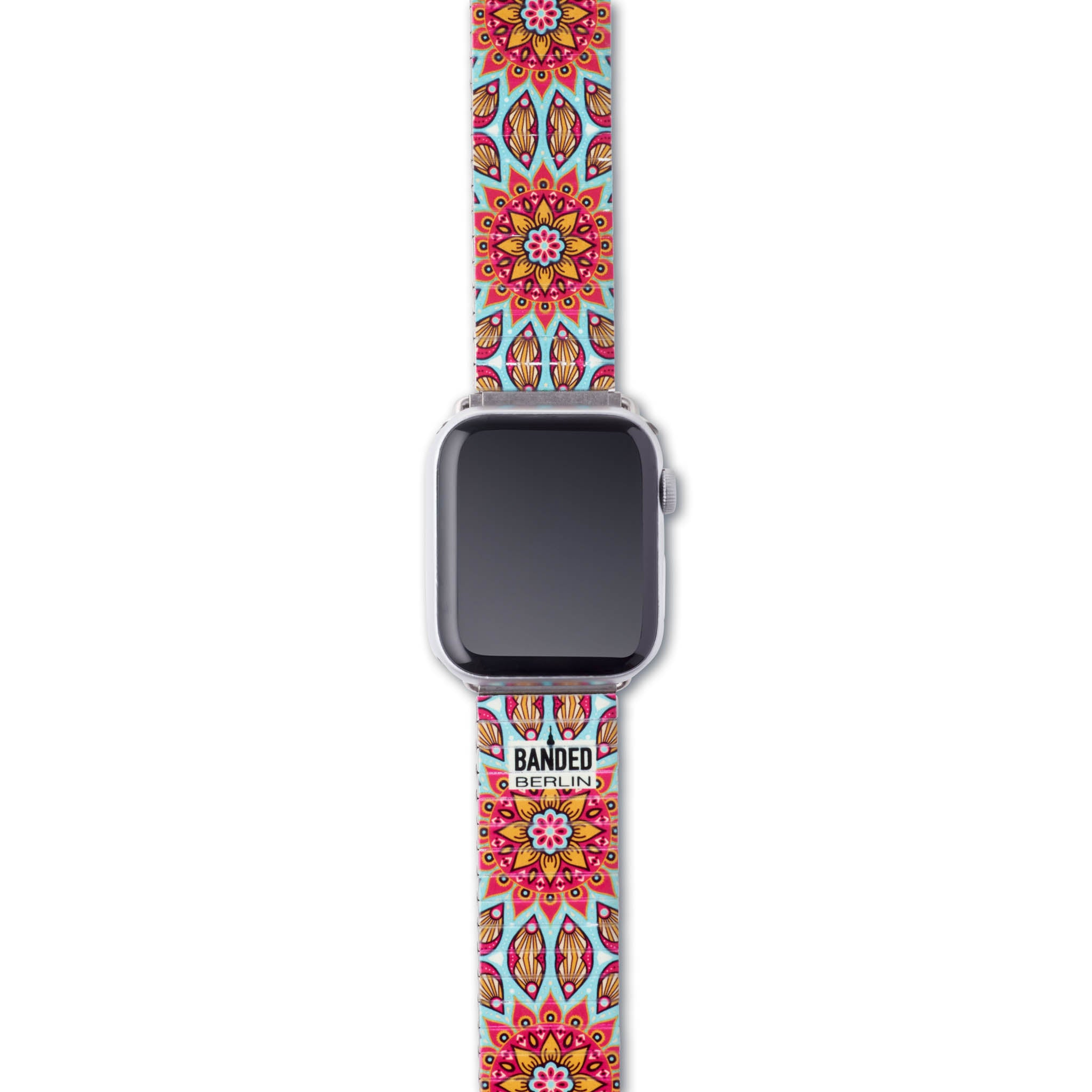 Mediterrane tegel - Valencia Banded Apple Watch