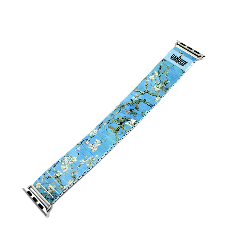 Almond Blossoms by Van Gogh - Banded Amsterdam Iconic Artist Series