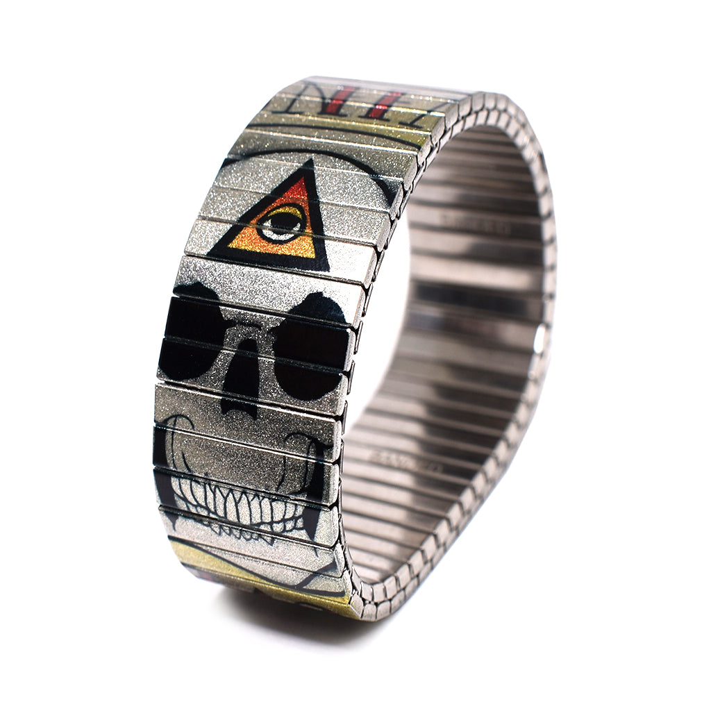 Saviors by Brian Kelly 23mm Metallic by Banded Berlin 2021
