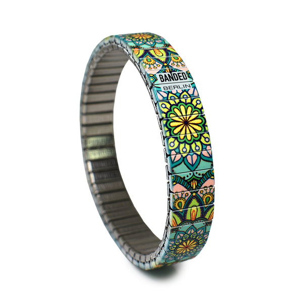 Bali Yucatanensis - Passiflora 10mm Classic Finish BY BANDED BRACELETS Spring 2021