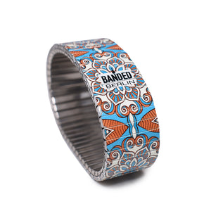 Mediterranean tile- St.tropez 23mm by Banded Berlin Bracelets fall 2020