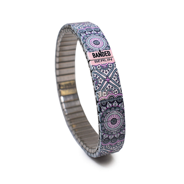 Pink Toast 10mm Classic by Banded Bracelets
