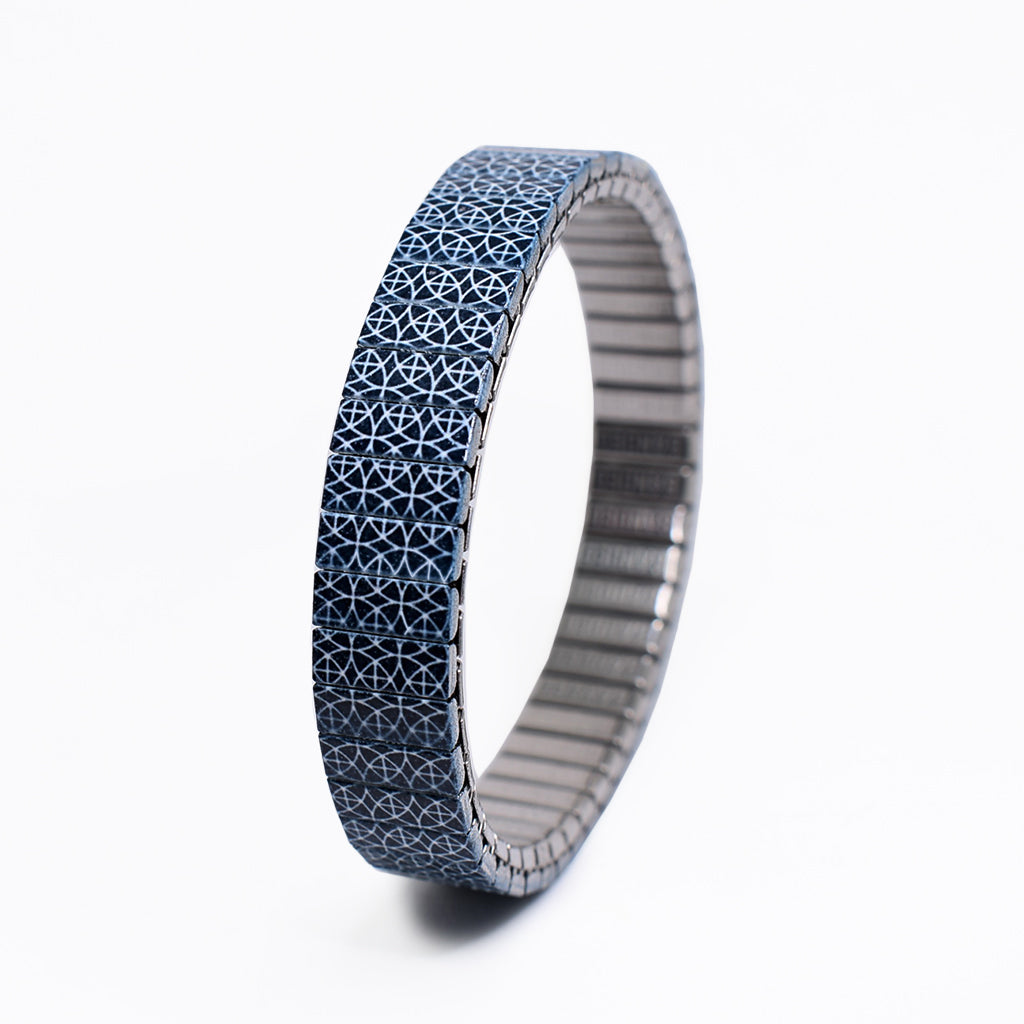Circle Loco 10mm Classic Finish by Banded Berlin Bracelets