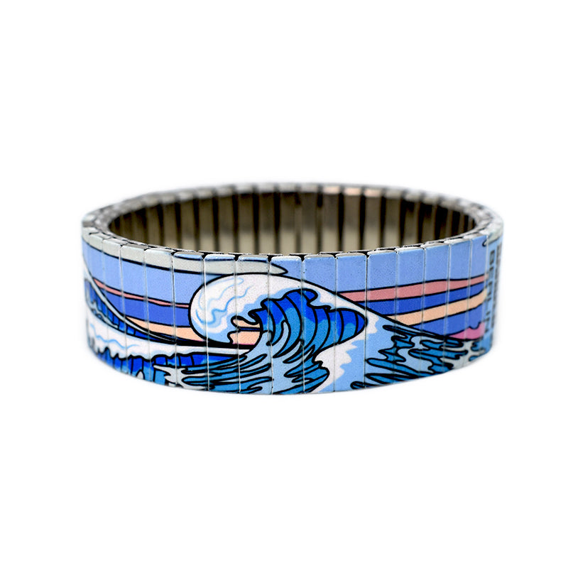 Endless Summer Blues by Banded Berlin Bracelets - Made in Berlin Germany