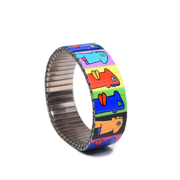 Banded Berlin's Mauerblick Noir by Thierry Noir by Banded Berlin Bracelets 2020