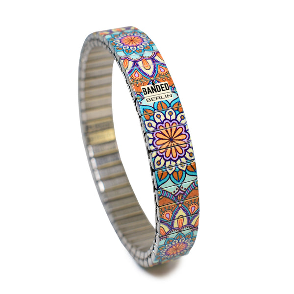 Hanalei Tulae - Passiflora - 10mm Classic finish by Banded Bracelets 2021