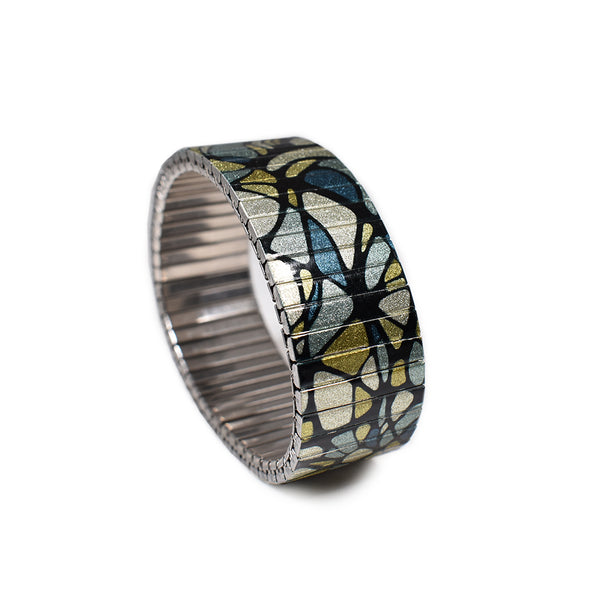 "The Geologics Collections -Gems of the sun formed in the mantle of the Earth, ""Peridot"" is the pride of the Egyptian Red Sea and Cleopatra's chosen one. New for Spring  © 2020, banded berlin"