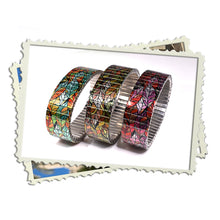 Lade das Bild in den Galerie-Viewer, Leaves Metallic by Banded Berlin Bracelets for Spring 2020