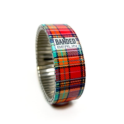 Tartan- Mügglesee by Banded Berlin 2020 Holiday Collection