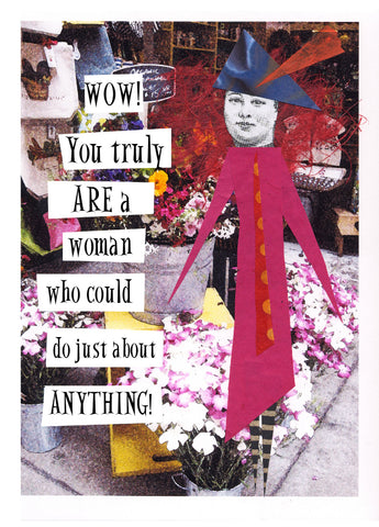 C204 Do Anything (Pack of 6 Cards)