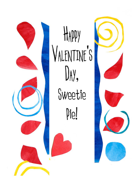 L511 Sweetie Pie (Pack of 6 cards)