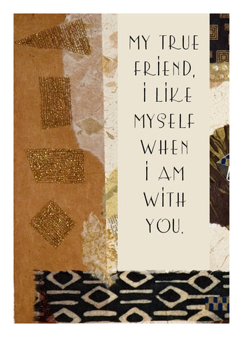 NM955 Like Myself (Pack of 6 cards)