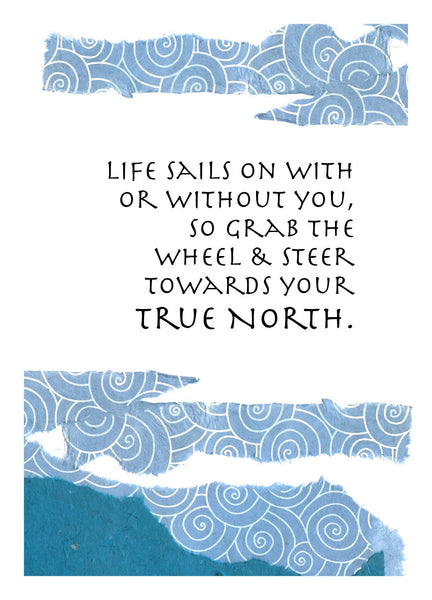 NM959 Life Sails (Pack of 6 cards)